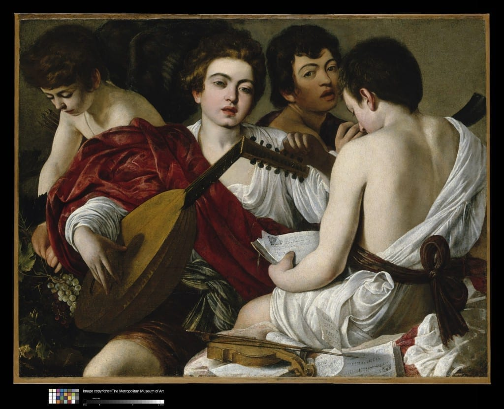 Musici, 1594 – 1595