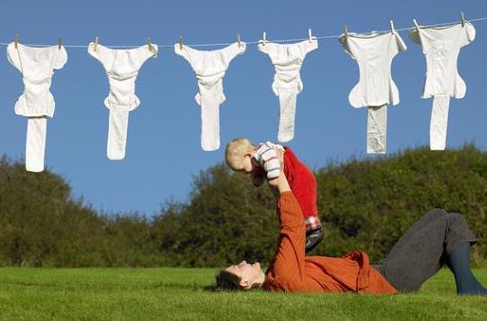 Un appello per ridurre i rifiuti: i pannolini lavabili