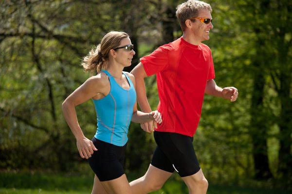Jogging, elisir di lunga vita