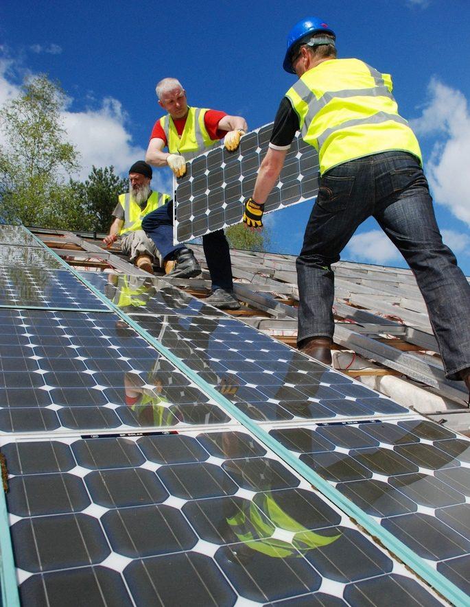 Fotovoltaico: finanziamenti agevolati con Banca Etica e Legambiente