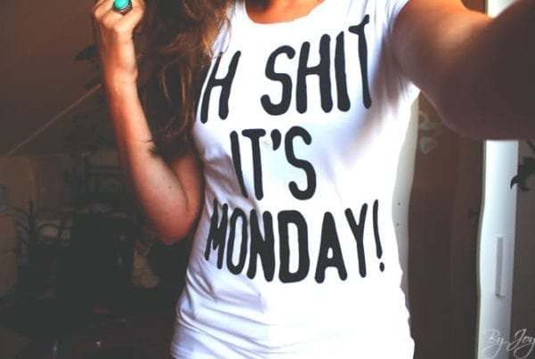 Buon lunedì!