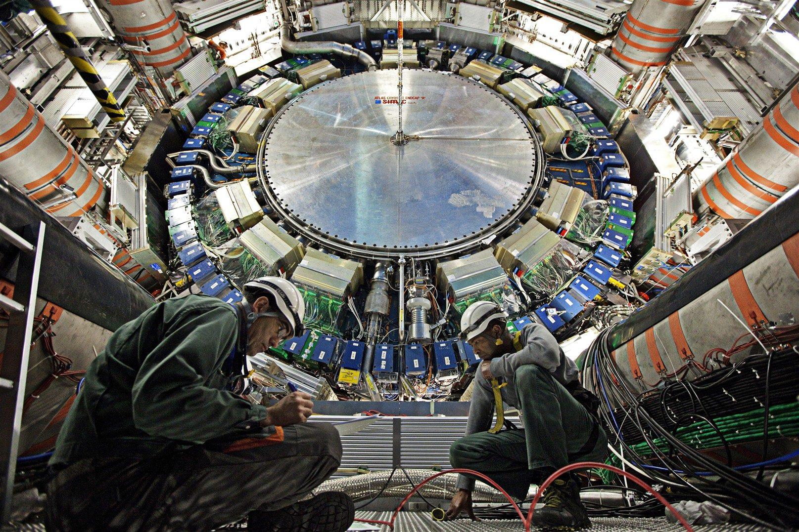 Bosone di Higgs: la ricerca parla anche italiano