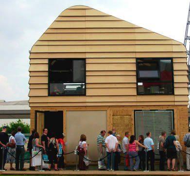 House Kvin built