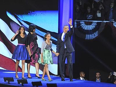 Obama vince le rielezioni