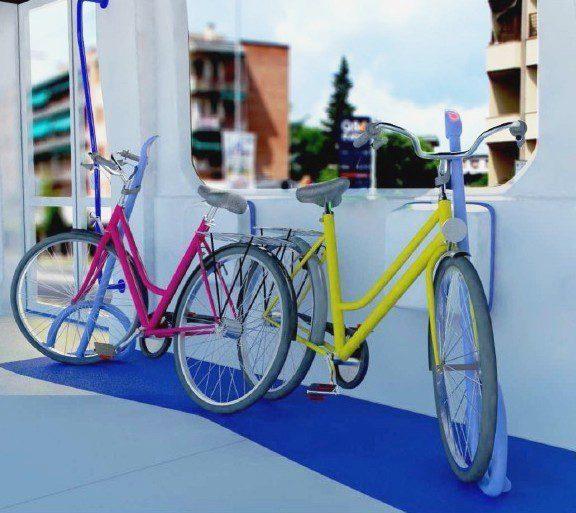 Mobilità sostenibile: le biciclette salgono sui tram. Gratis.