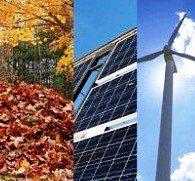 Rinnovabili: in Italia sono la terza fonte energetica