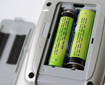"""Arriva il carica-batterie per normali pile """"usa e getta"""""""