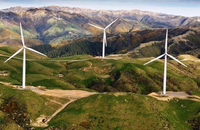 Eolico: in forte crescita la potenza installata in Italia