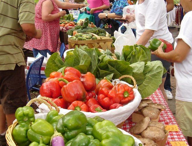 In Italia è boom dei mercati degli agricoltori: +40%