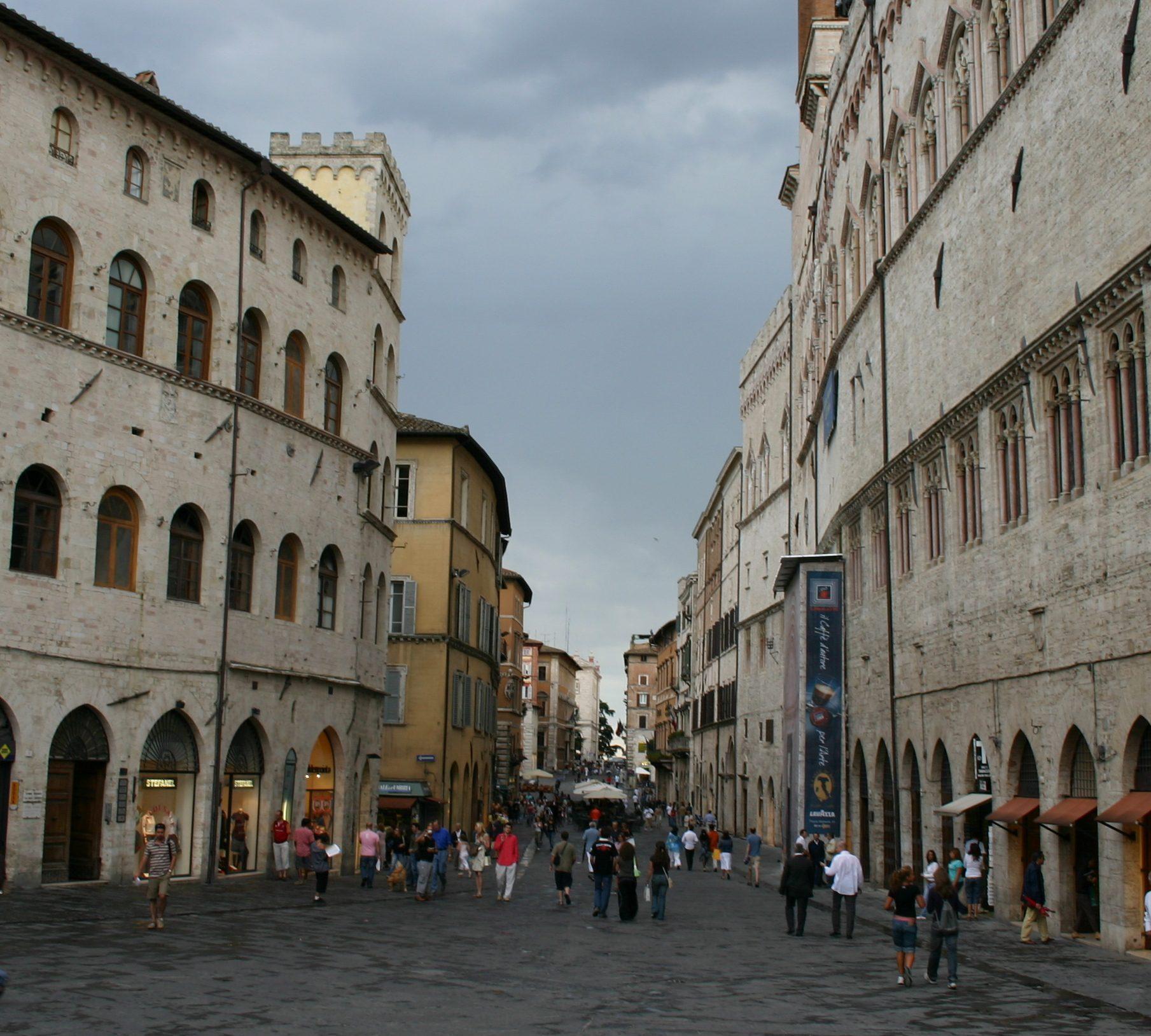 Legalità: a Perugia, negozianti contro lo spaccio di droga