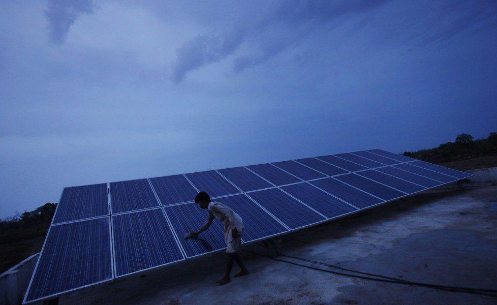 pannelli solari india