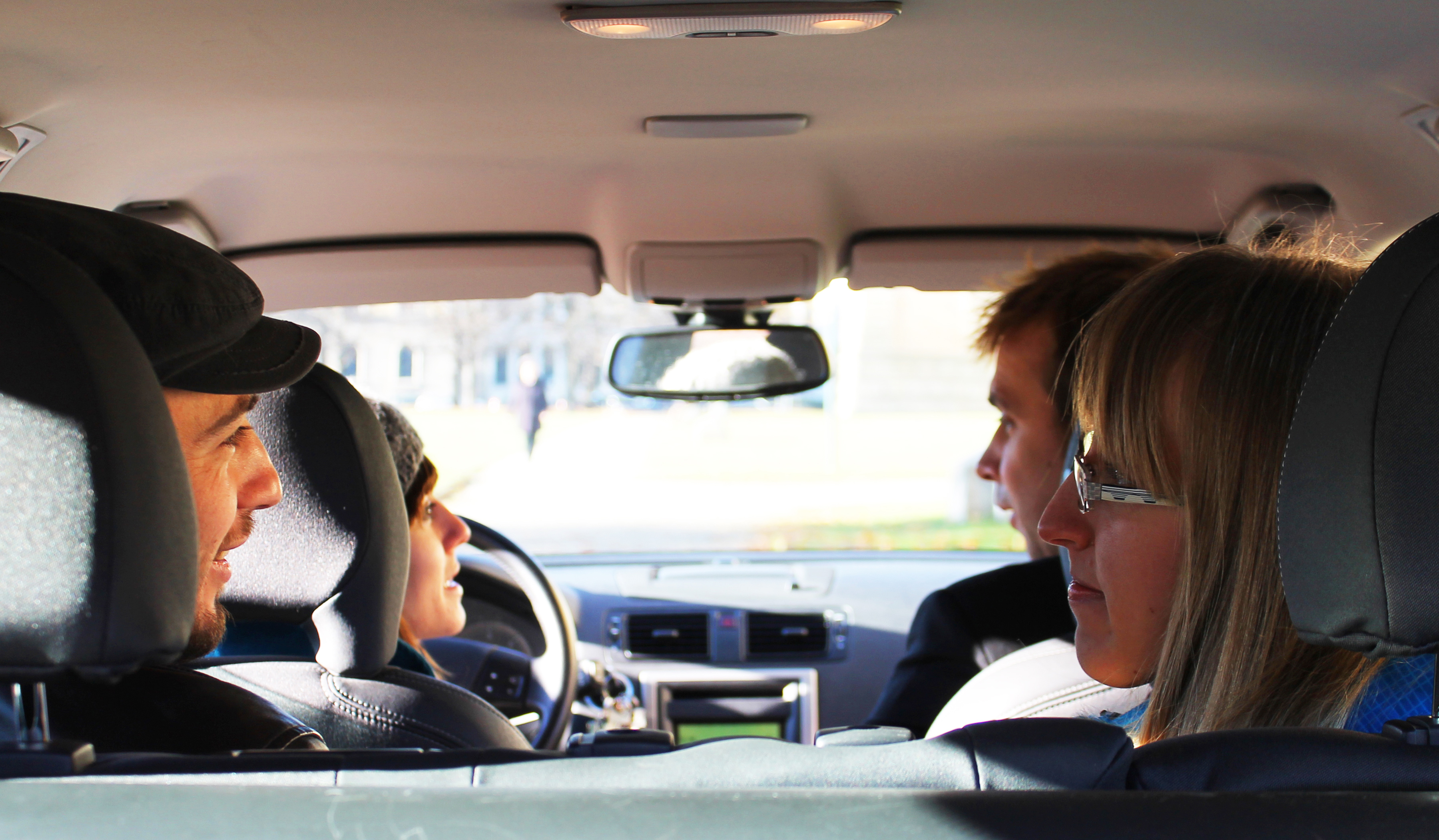 Carpooling, un fenomeno in continuo aumento
