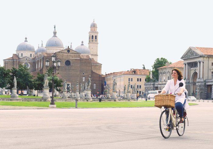 La Via delle Chiese_Padova_Santa Giustina_Barbara Degani_Presidente Provincia di Padova