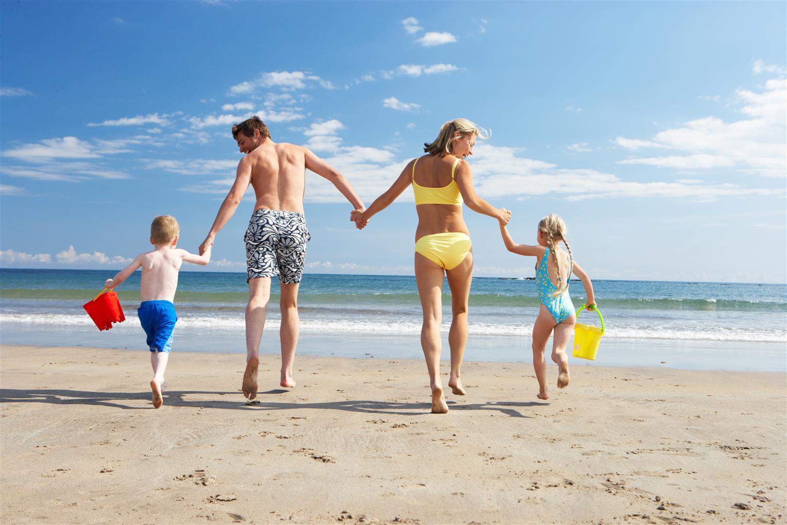 Fai un salto qui da me: Friendly Autismo Beach