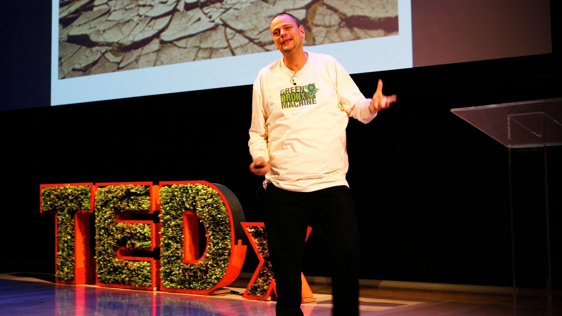 Essere green nel Bronx: il professore che sta cambiando le cose