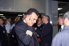 Aereo Fiumicino:Comandante eroe è romano,gia'pilota militare