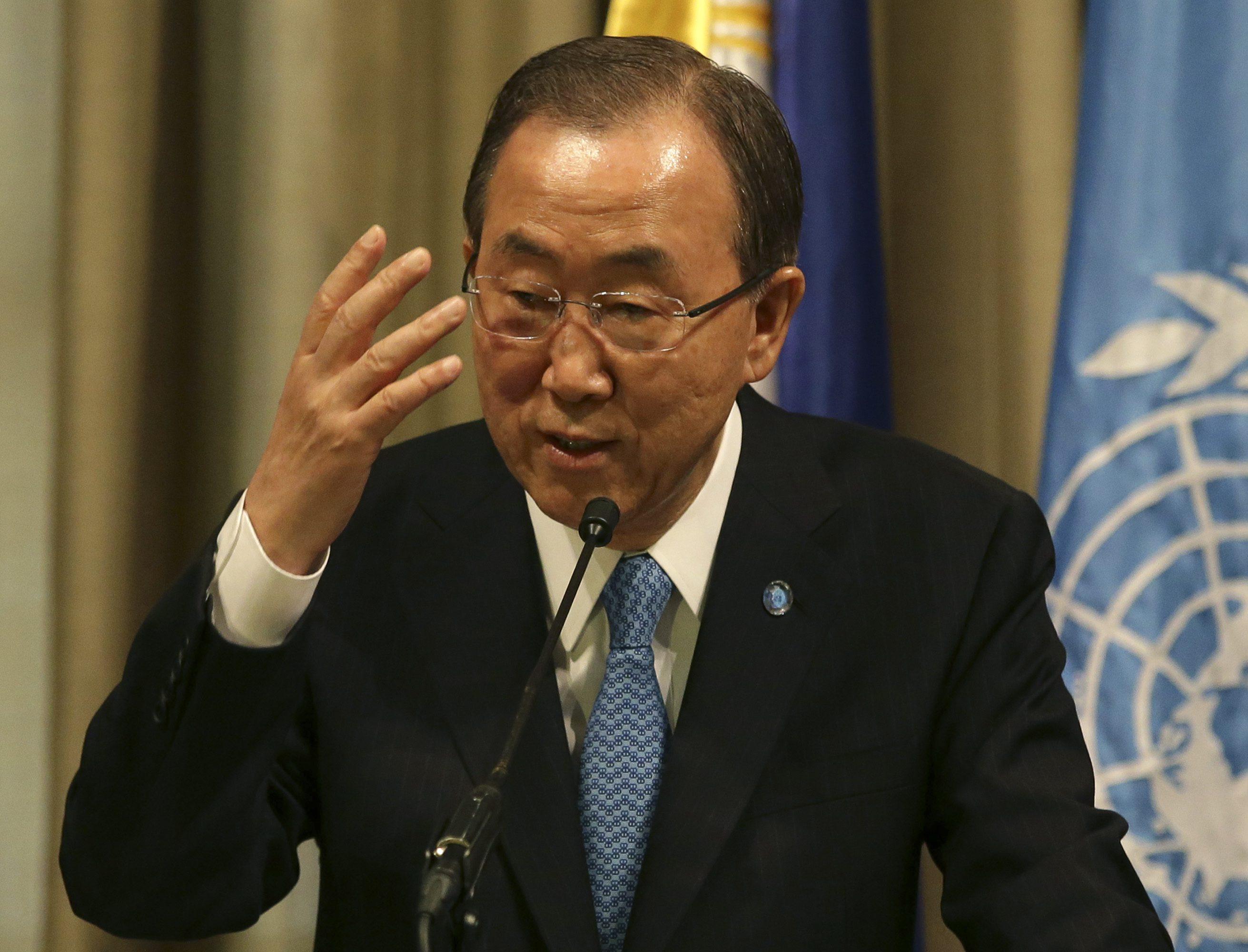 Giornata Memoria, Ban Ki-moon: non c'è futuro senza ricordare passato