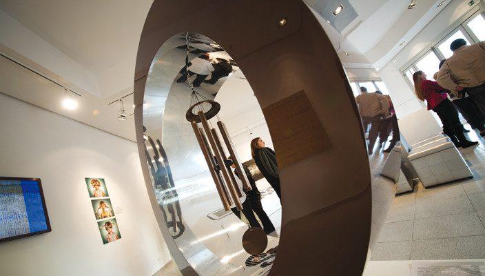 Premio internazionale COMEL 2014: opere d'arte ed ecosostenibilità