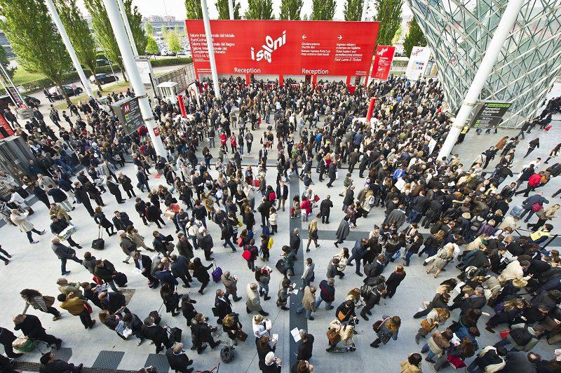 La Milano positiva del Salone del Mobile