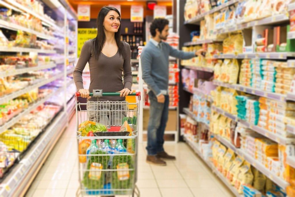 Come risparmiare sulla spesa: ecco i trucchi al supermercato