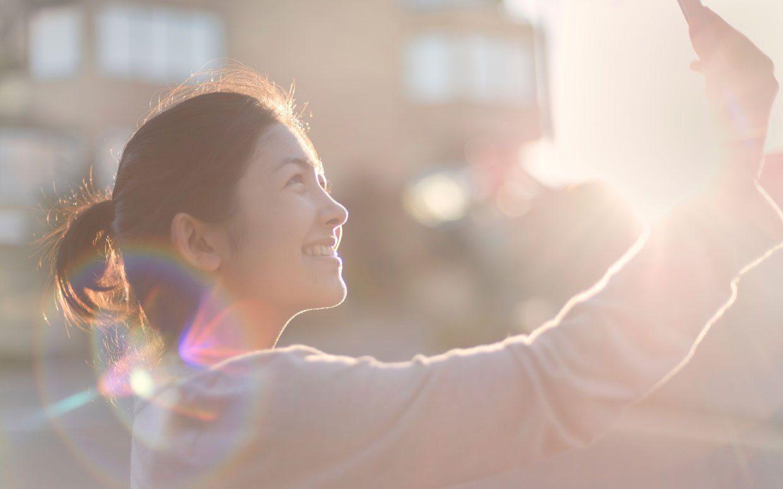 Fotografa i momenti belli e crea il tuo archivio di buone notizie