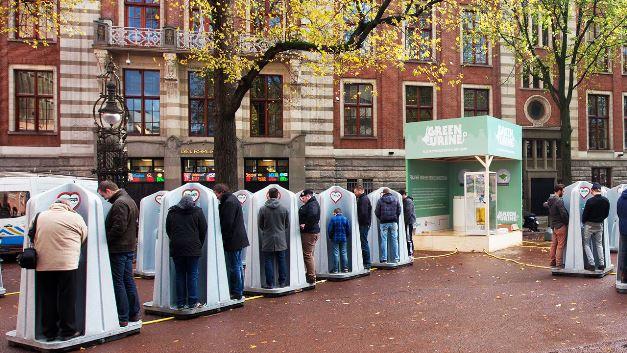 Olanda - Urinatoi per riciclare la pipì