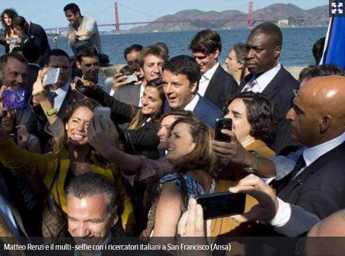 matteo-renzi-selfie-silicon-valley-san-francisco