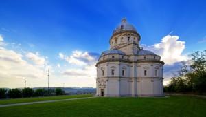 Il Tempio di Santa Maria della Consolazione a Todi (PG) è uno dei tanti Luoghi del cuore