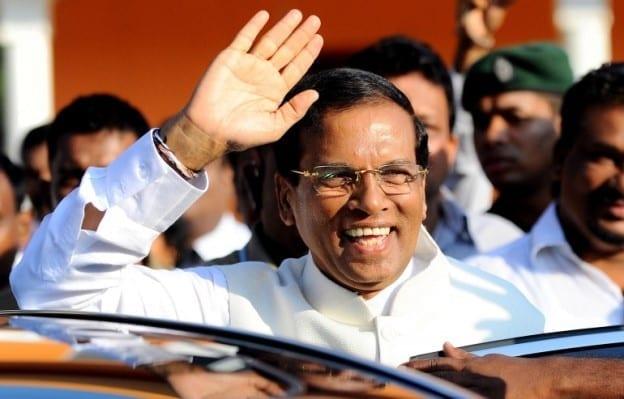 Maithripala Sirisena ha governato lo Sri Lanka dal 2006 al 2014.