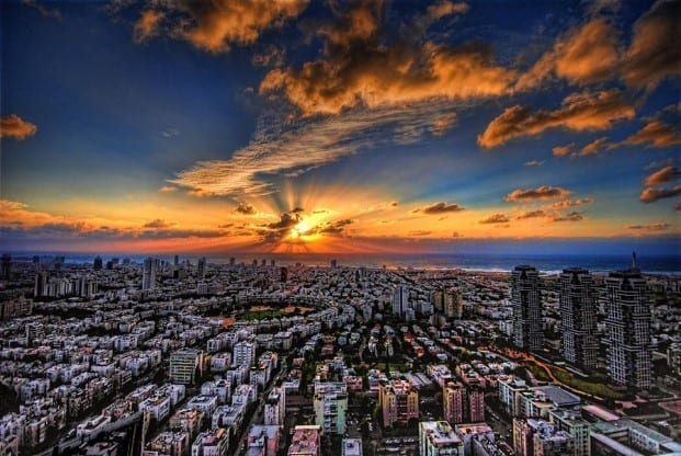 Tel Aviv, capitale delle start-up in Israele