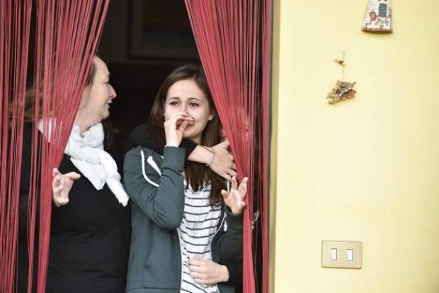 Vanessa e Greta, le due ragazze italiane rapite in Siria, sono rientrate a casa