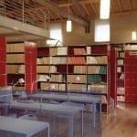 Biblioteca ed emeroteca scientifica nel Palazzo Rocca Saporiti a Reggio Emilia