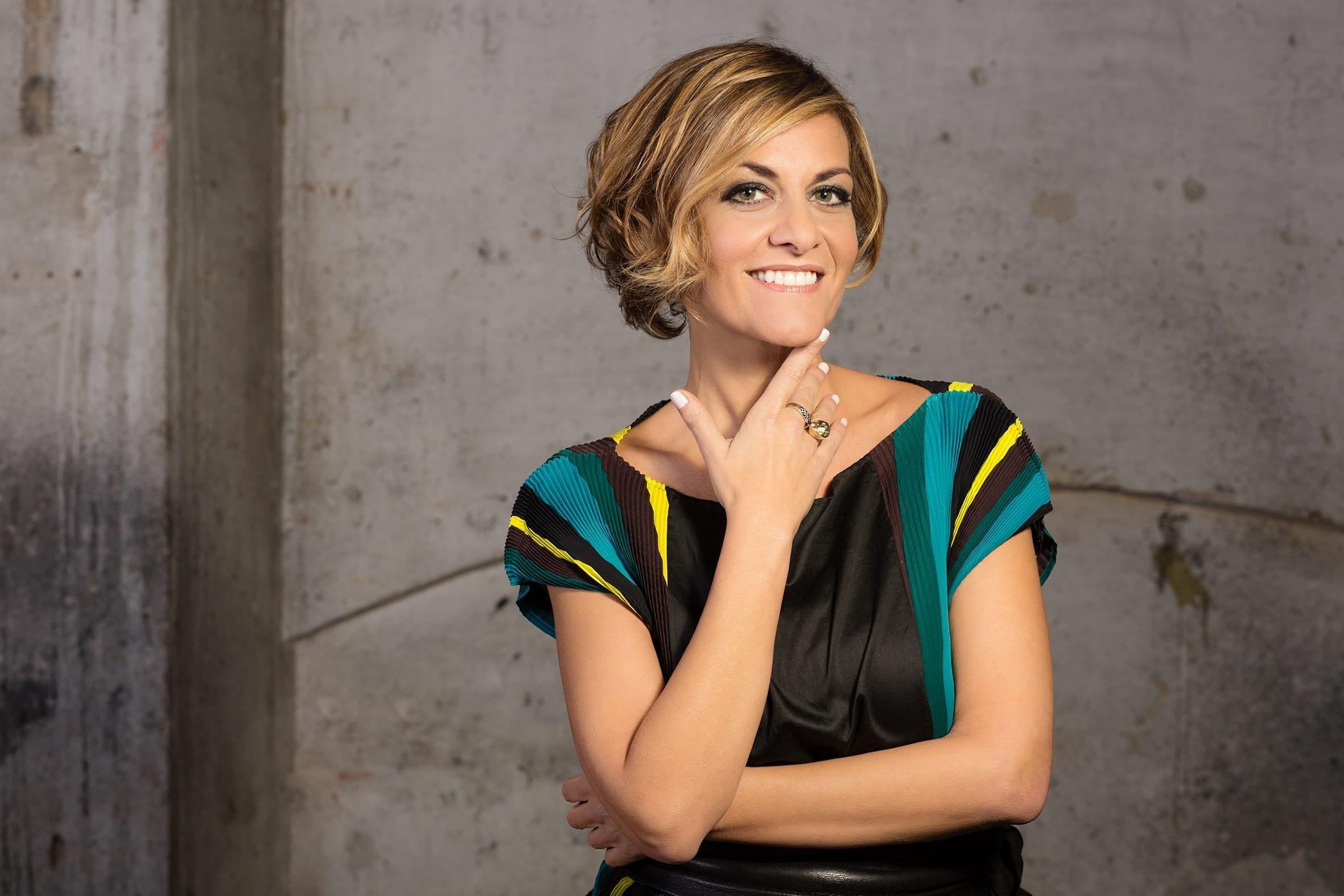 Sanremo: Irene Grandi, torno con un brano sul coraggio di cambiare