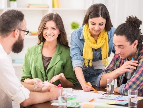 Coworking, il lavoro condiviso rende più felici e motivati