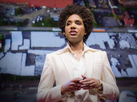 LaToya Ruby Frazier, a visual history of inequality in industrial America