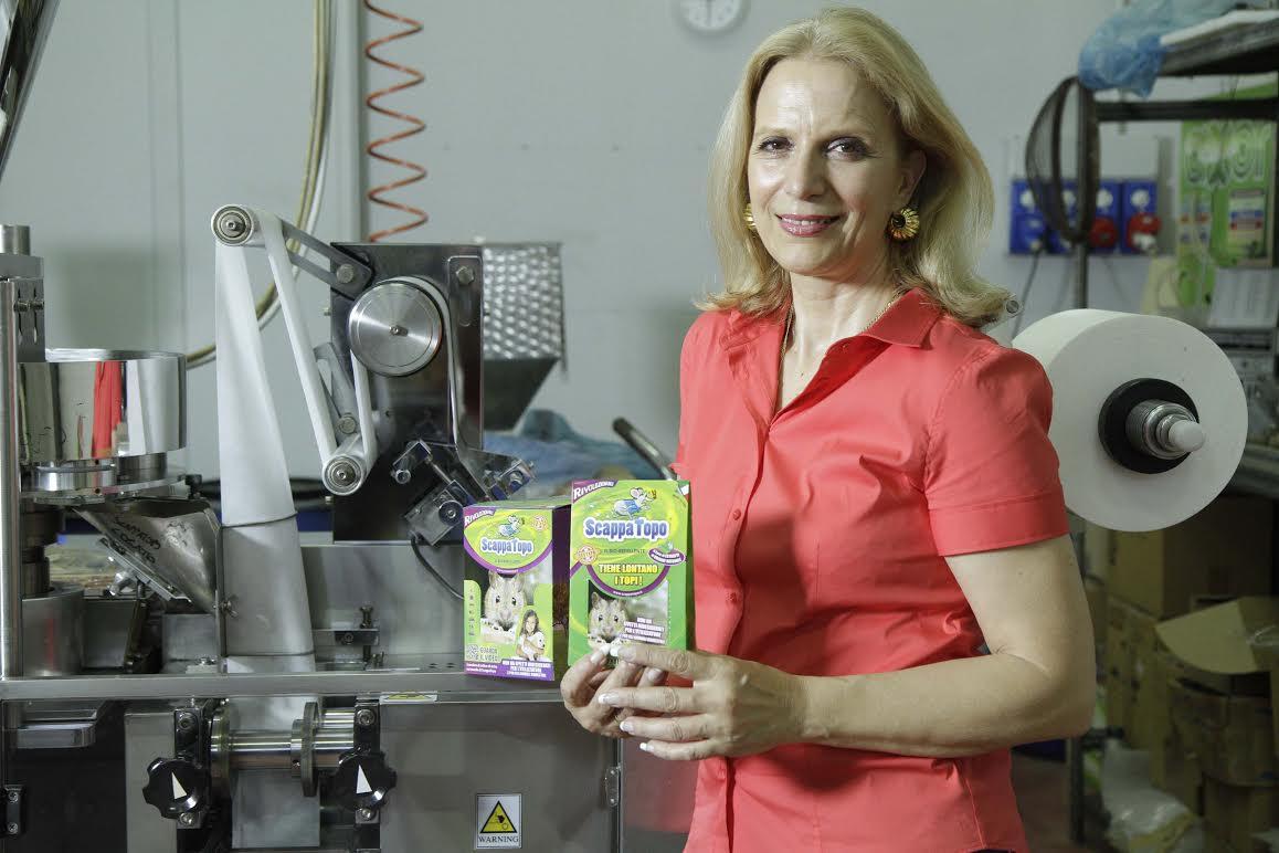 Carla fa innovazione con un bio repellente per topi