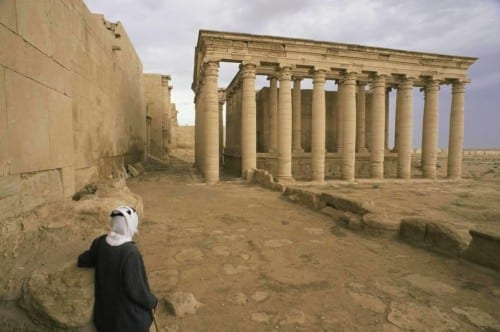 Il British Museum e i tesori sottratti all'Isis