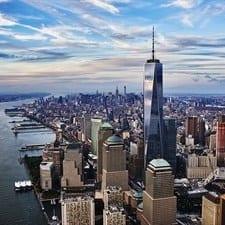 Sposarsi fra le nuvole, sui tetti di New York