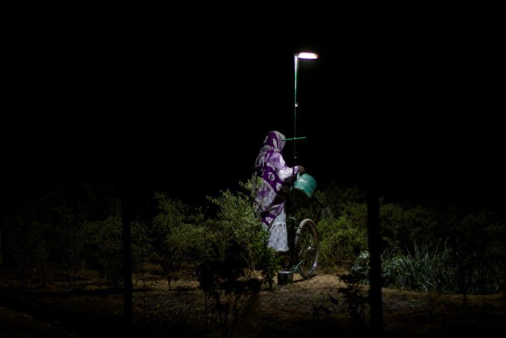 I lampioni di Matteo illumineranno il Mali