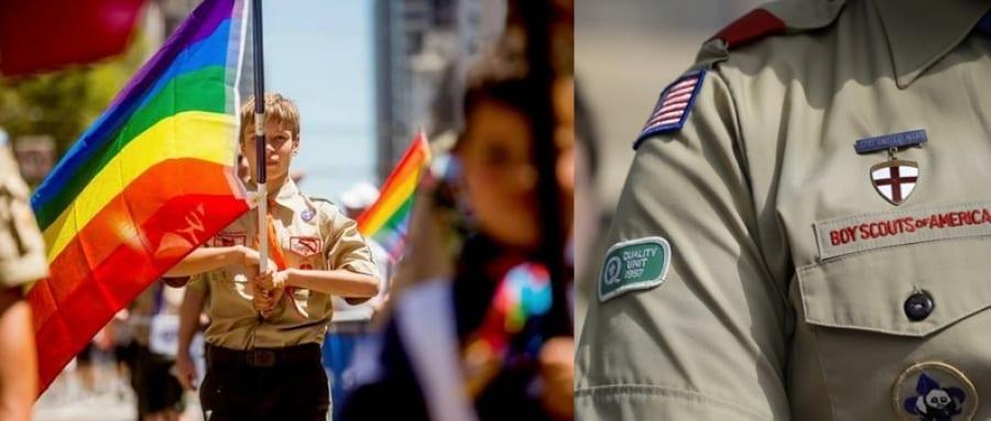 Svolta gay friendly nel mondo dei Boy Scout
