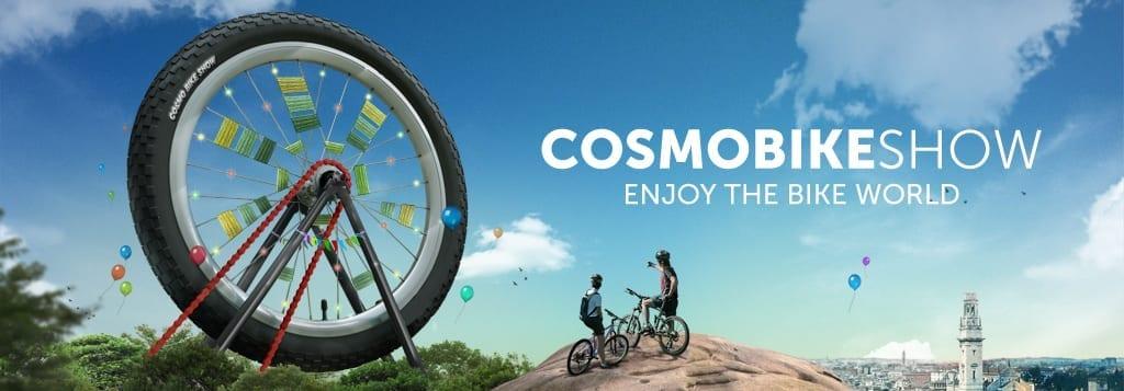 CosmoBike Show: nasce a Verona la fiera internazionale dedicata al mondo della bicicletta