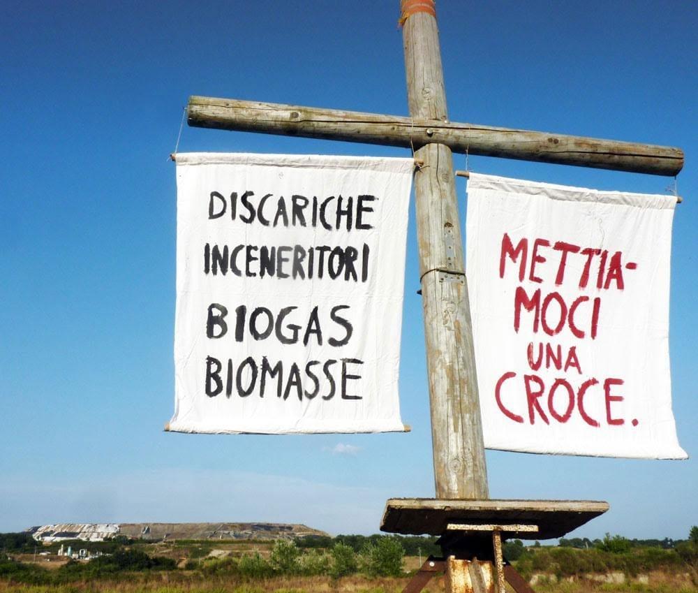 Rifiuti: discarica Bracciano, attivista inizia sciopero fame e scrive al Papa