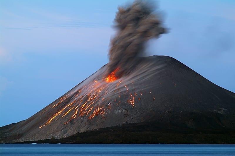 Stromboli, dove la vacanza è 'esplosiva'