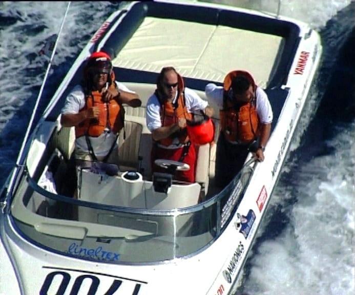 Motonautica: Venezia-Montecarlo, al via nelle acque della laguna l'8a edizione