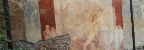 Dal libro al restauro: l'Adone ferito restaurato grazie al volume di Alberto Angela su Pompei