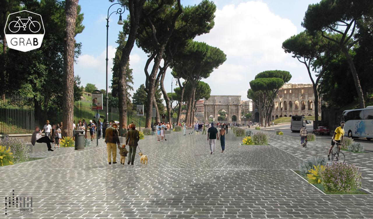 Roma: si lavora al primo tratto del Grab, tutto pronto per il Giubileo