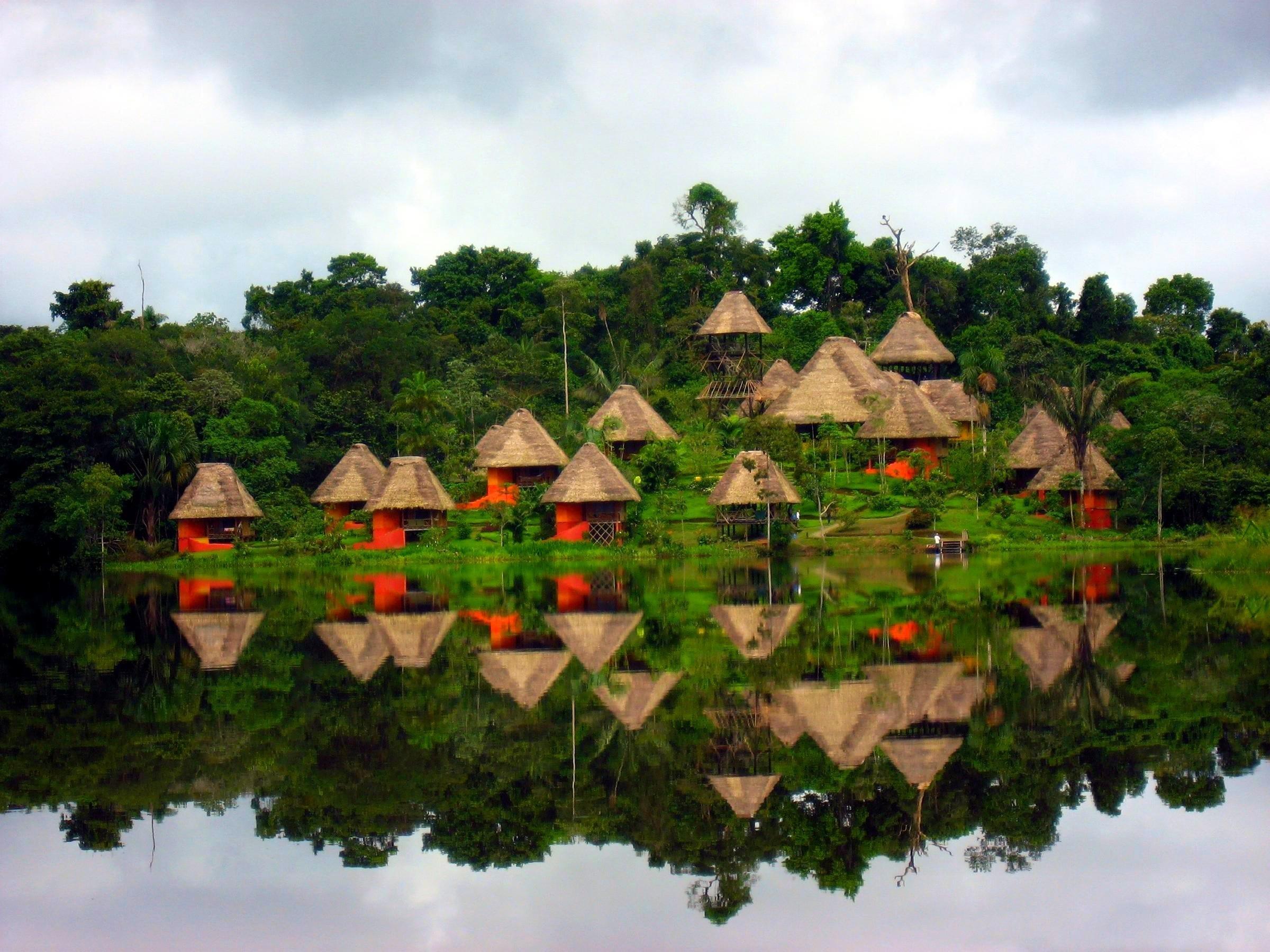 Stregati dall'Amazzonia