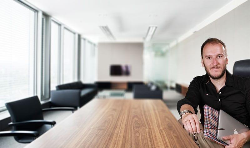 Simone Colombo, direttore del personale in outsourcing