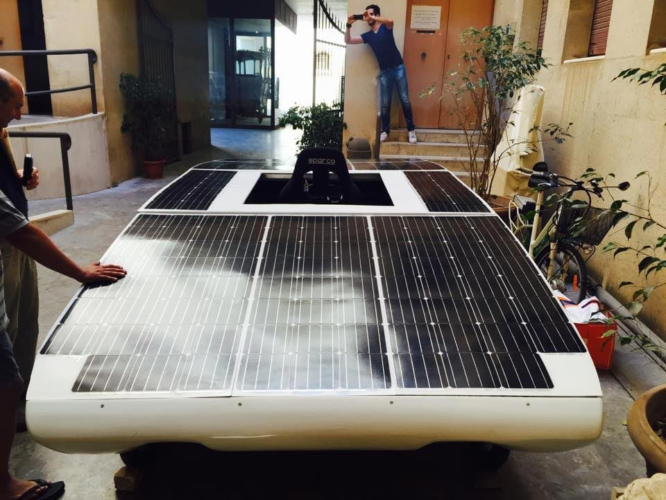 archimede-solar-car.prototipo-auto-elettrica
