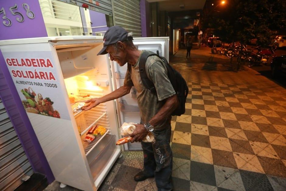 In Brasile, i frigoriferi della solidarietà per aiutare i poveri e combattere gli sprechi